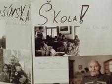 Снимок из документального фильма Чешского телевидения «Спрятанные письма»