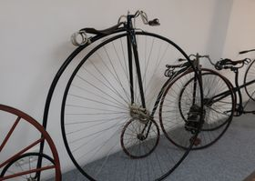 Radsportmuseum in Theresienstadt (Foto: Lothar Martin)