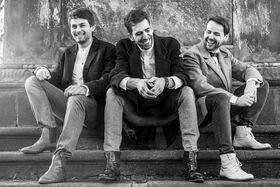 El grupo 'Jelen', presentación oficial del grupo / Petr Kozlík, SinglTon,  Universal Music