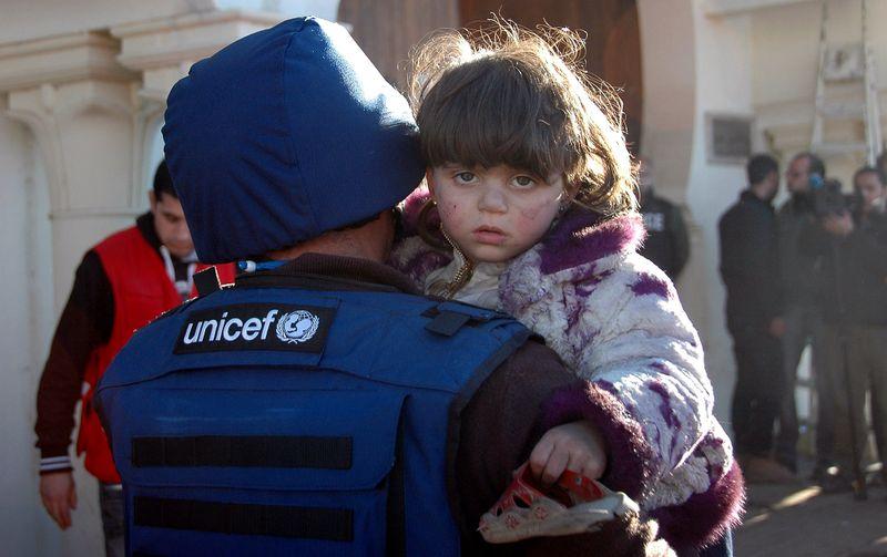 Syrien (Foto: World Humanitarian Summit, Flickr, CC BY-ND 2.0)