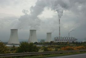 Prunéřov power plant, photo: Petr Štefek, Wikimedia