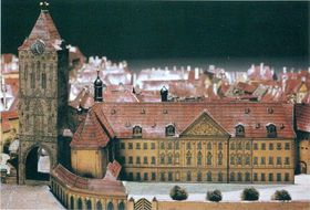 La Corte Real, foto: Archivo del Museo de la Capital