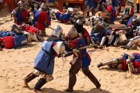 Photo: archive of Medieval Contact Fighting Sports Club