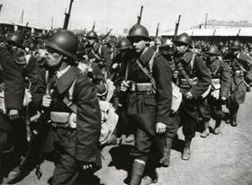 L'armée tchécoslovaque en France