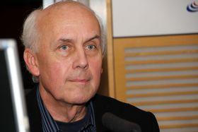 Jiří Kocián, foto: Šárka Ševčíková, ČRo