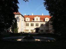 Château de Loučeň, photo: Štěpánka Budková