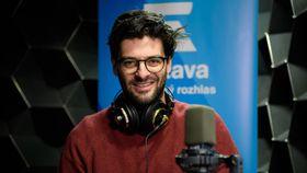 Petr Prokop, photo: Khalil Baalbaki, ČRo