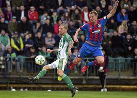 Le Viktoria Plzeň s'est lourdement incliné (2-5) sur la pelouse des modestes et surprenants Bohemians Prague, photo: ČTK