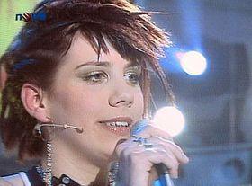 Czech Superstar Aneta Langerova
