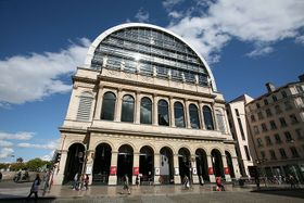 L'Opéra national de Lyon, photo: Ludovic Courtès, CC BY-SA 4.0 International