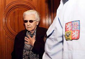Ludmila Brožová-Polednová, foto: ČTK