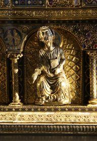 Реликварий св. Мавра, фото: KaszankaPL, Wikimedia Commons, CC0
