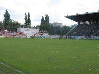Bohemians-Stadion in Vrsovice, photo: Kristýna Maková
