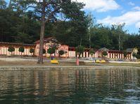 El balneario Dachova, foto: Ľubomír Smatana, ČRo
