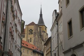 Dominikanerkloster in Prag (Foto: Kristýna Maková, Archiv des Tschechischen Rundfunks - Radio Prague International)