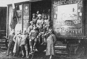 Legion in Russland (Foto: Public Domain)