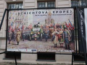 """""""Schicht-Epos"""" (Foto: Martina Schneibergová)"""