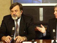 Jaroslav Doubrava and Vladimir Zelezny, photo: CTK