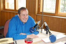 Peter Freestone, photo: archive of Czech Radio