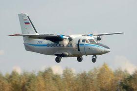 L-410, Фото: открытый источник
