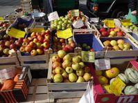 Farmermärkte - farmářské trhy (Foto: Dirk Ingo Franke, Wikimedia Commons, CC BY-SA 4.0)