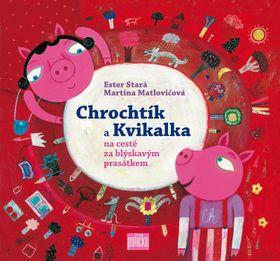 'Chrochtík a Kvikalka', photo: Políčko