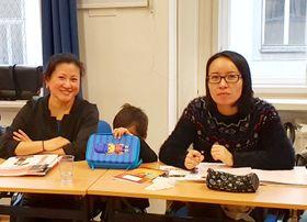 Гуо Ли и Инь Ге, фото: Ирина Ручкина