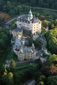 Burg und Schloss Frýdlant (Foto: Zdeněk Fiedler, Wikimedia Commons, CC BY-SA 4.0)