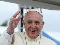 Le pape François, photo: Korea.net, CC BY-SA 2.0 Generic