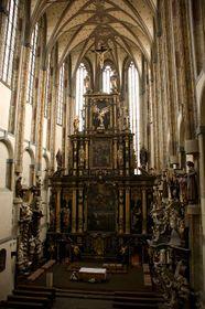 La iglesia de la Virgen María de las Nieves, foto: Jana Šustová