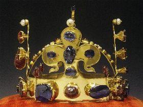 Corona de San Venceslao (Foto: CTK)