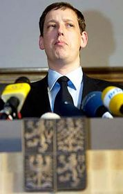 Primer Ministro, Stanislav Gross (Foto: CTK)
