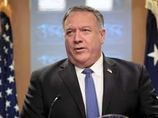 Mike Pompeo, photo: ČTK/AP/Pablo Martinez Monsivais