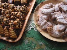 Czech Christmas cookies, photo: Štěpánka Budková