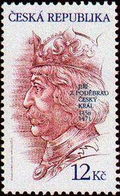 Georges de Poděbrady, photo: CTK