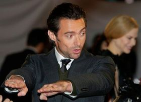 Hugh Jackman, photo: CTK