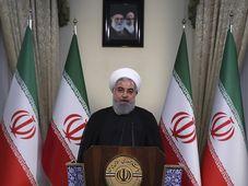 Президент Ирана Хасан Рухани, фото: ЧТК
