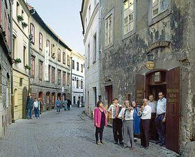Cikánská Jizba, photo: www.ckrumlov.cz