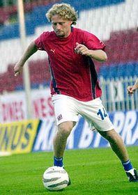Lukas Zelenka, photo: CTK