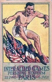 Олимпиада Першинга, 1919, фото: открытый источник