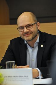 Michal Zikán (Foto: Archiv des Krankenhauses Na Bulovce)