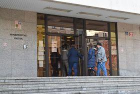 Министерство внутренних дел, фото: Ондржей Томшу