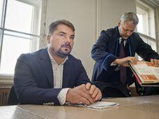 Marek Dalík (links). Foto: ČTK