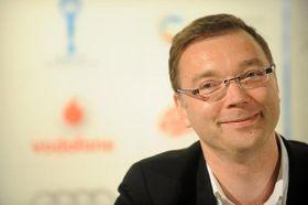 Frédéric Sojcher, photo: www.kviff.com
