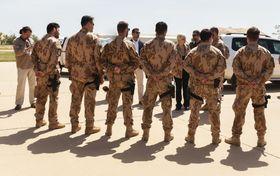 Tschechische Soldaten im Irak (Foto: Hana Brožková, Archiv der tschechischen Armee)