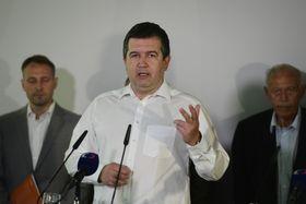 Jan Hamáček, foto: ČTK / Roman Vondrouš