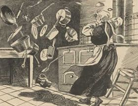 Poltergeist, foto: Wikimedia Commons, CC0