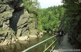 Naturschutzgebiet Böhmisches Paradies (Foto: CzechTourism)