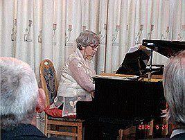 Koncert vprostorách českého velvyslanectví vBagdádu, foto: MZV