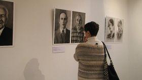 Fotoausstellung Hundertjährige (Foto: Archiv des Tschechischen Zentrums München)